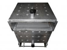 Теплообменник хопер 100 технические характеристики Кожухотрубный затопленный испаритель WTK FME 1100 Анжеро-Судженск